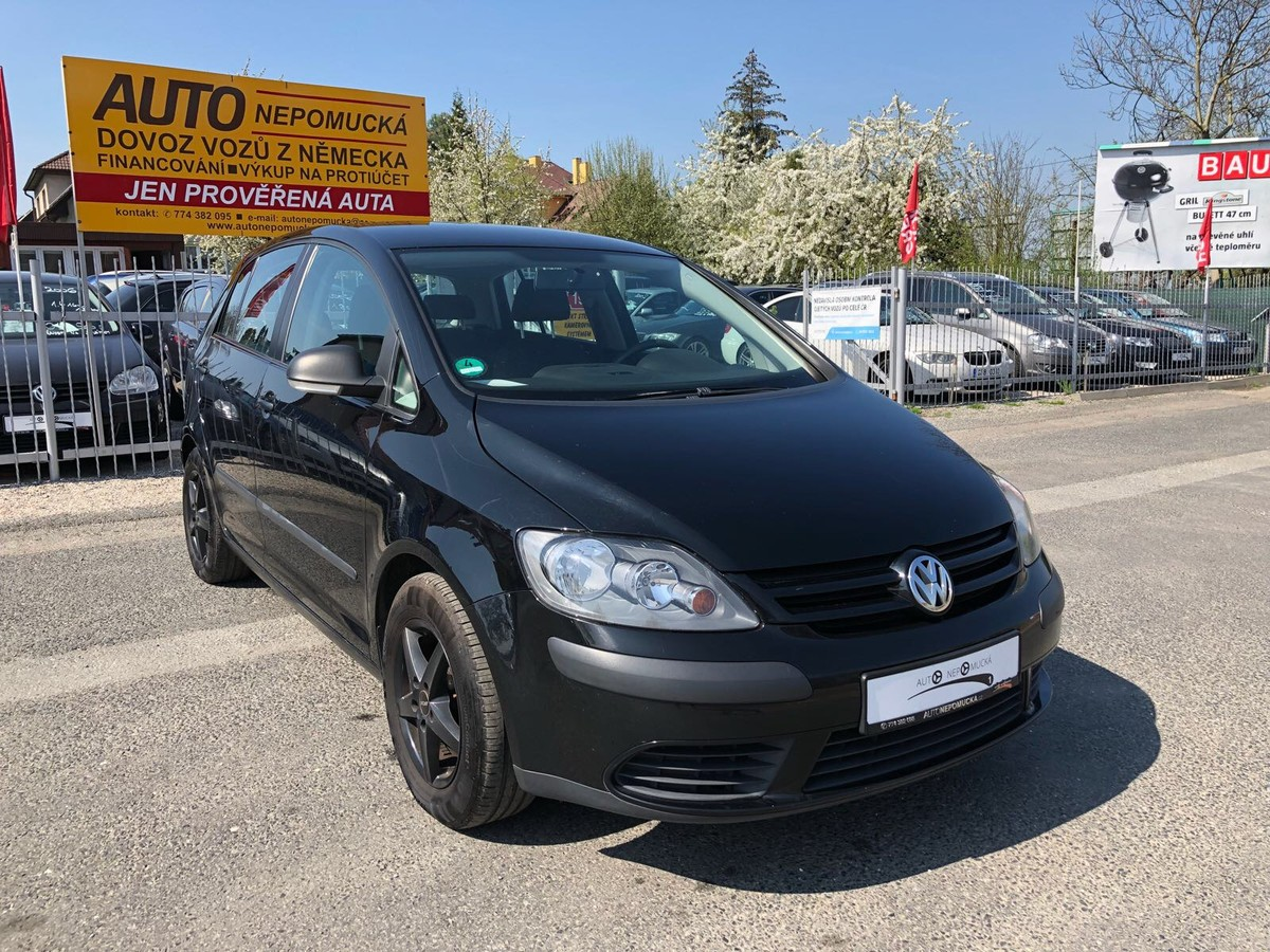 Volkswagen Golf Plus 1.9Tdi 77kW