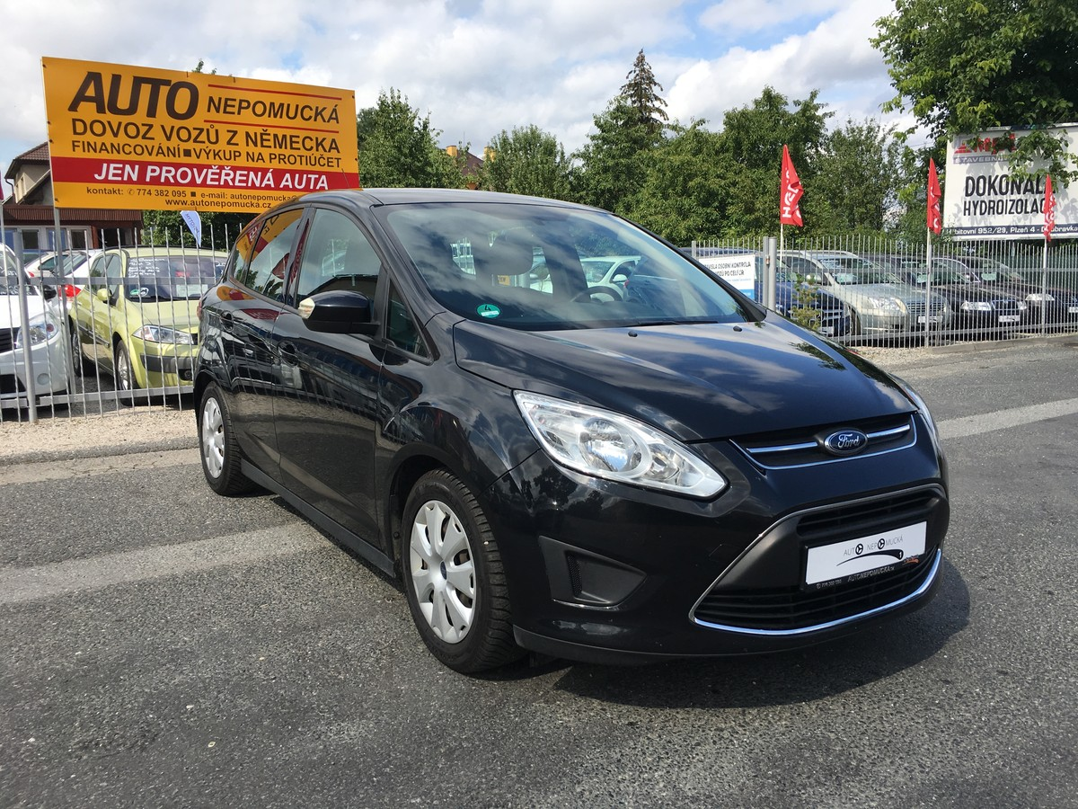 Ford C-MAX 1.6TDCi 85kW