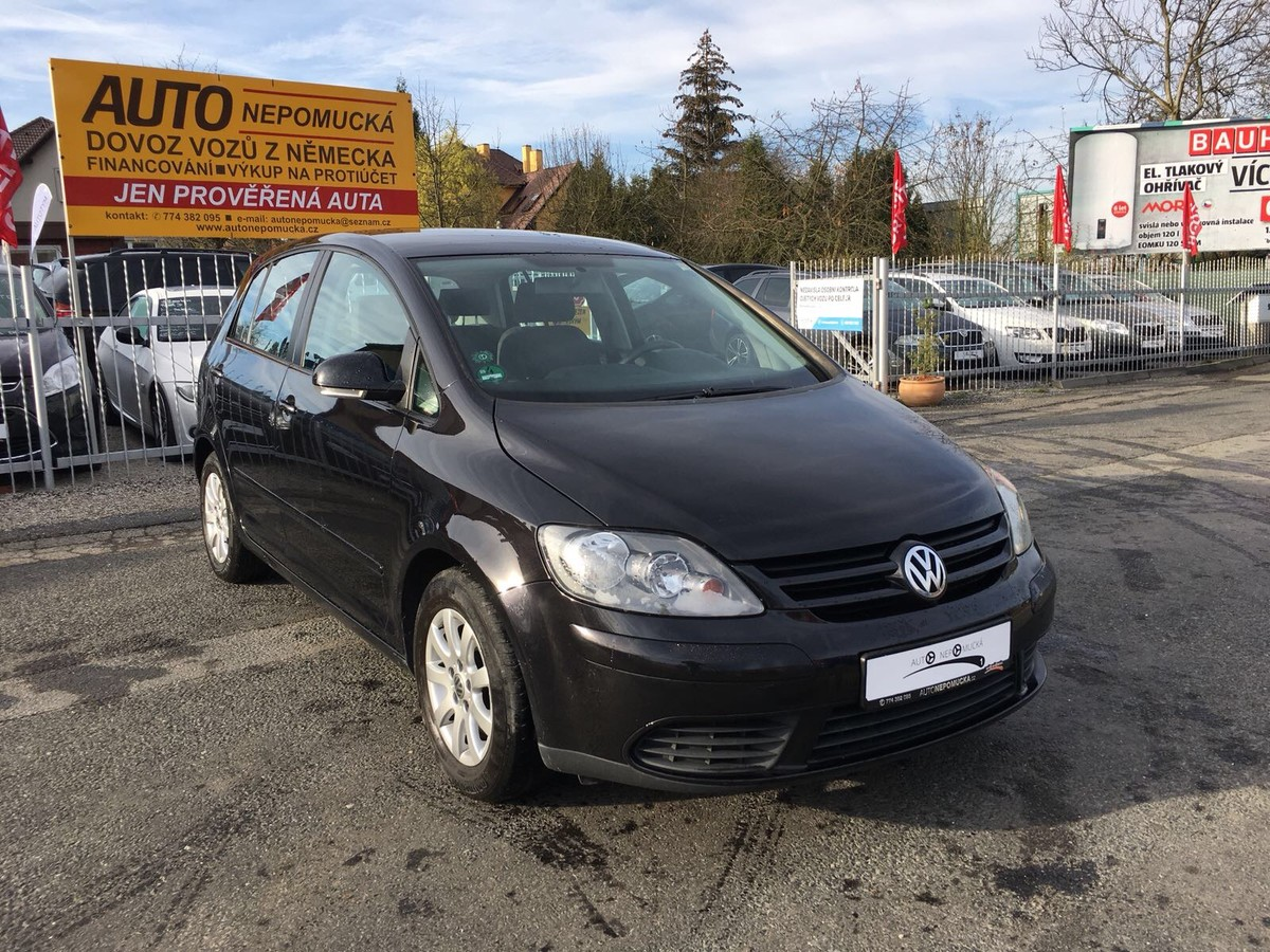 Volkswagen Golf Plus 2.0 Tdi 103 kw