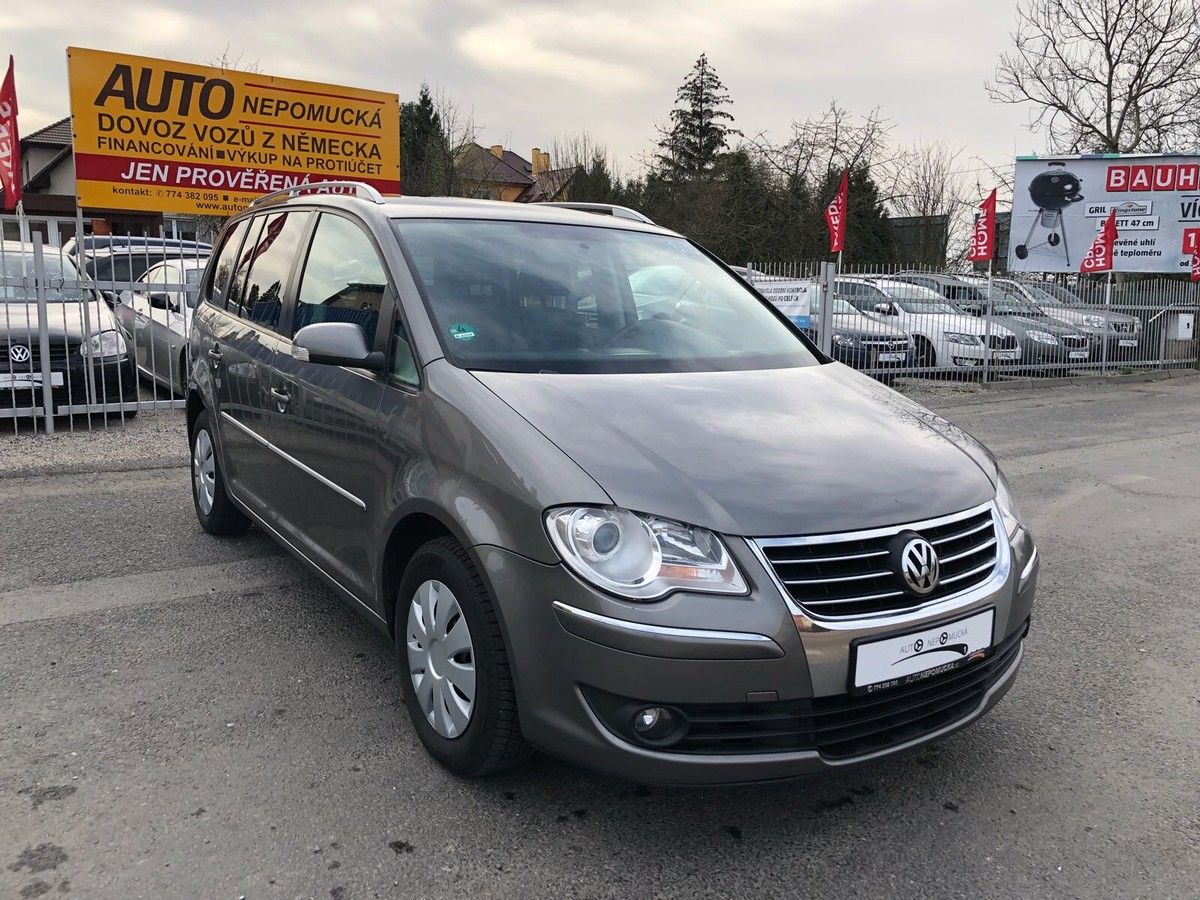 Volkswagen Touran 2.0TDi 100kW Highline