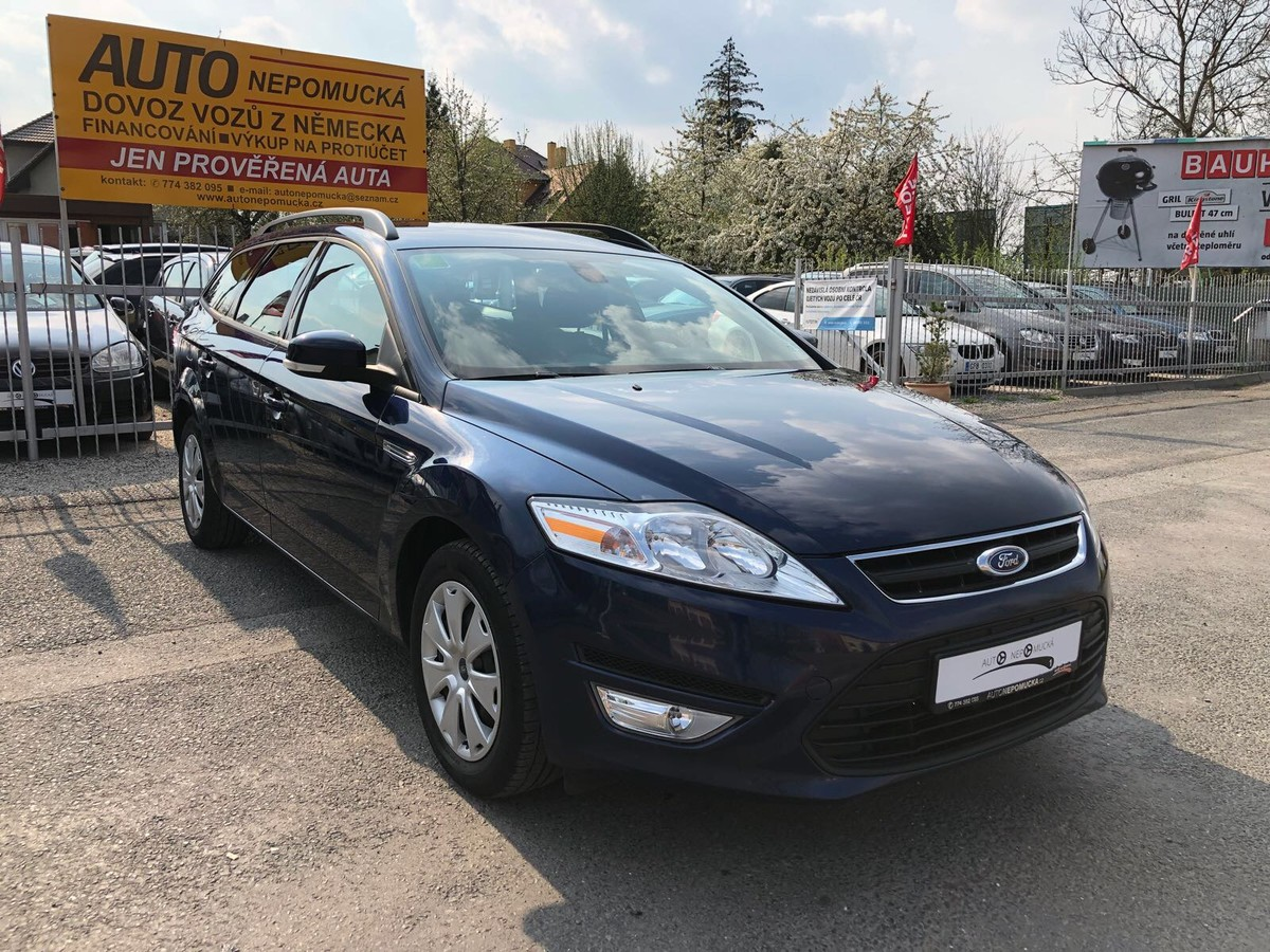 Ford Mondeo 1.6 EcoBoost 118kW