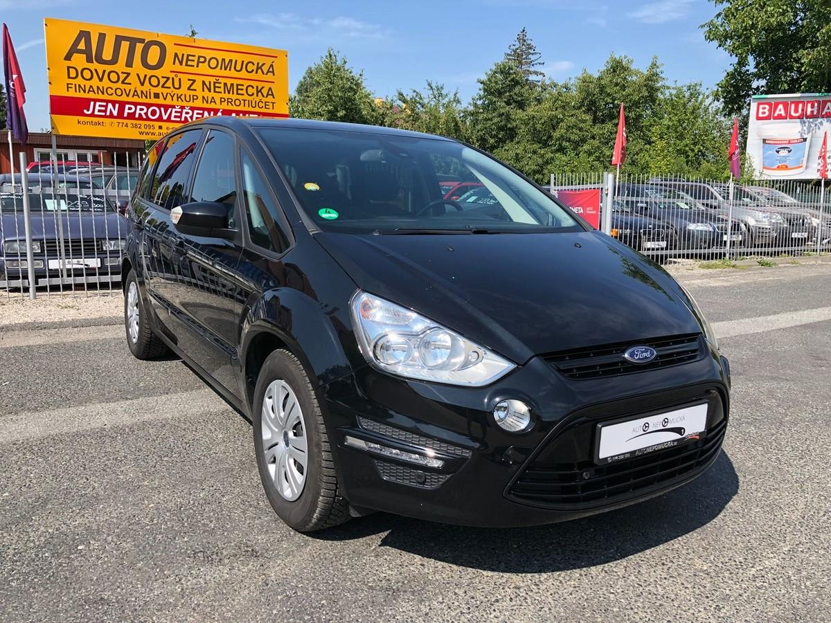Ford S-MAX 1.6TDCi 85kW