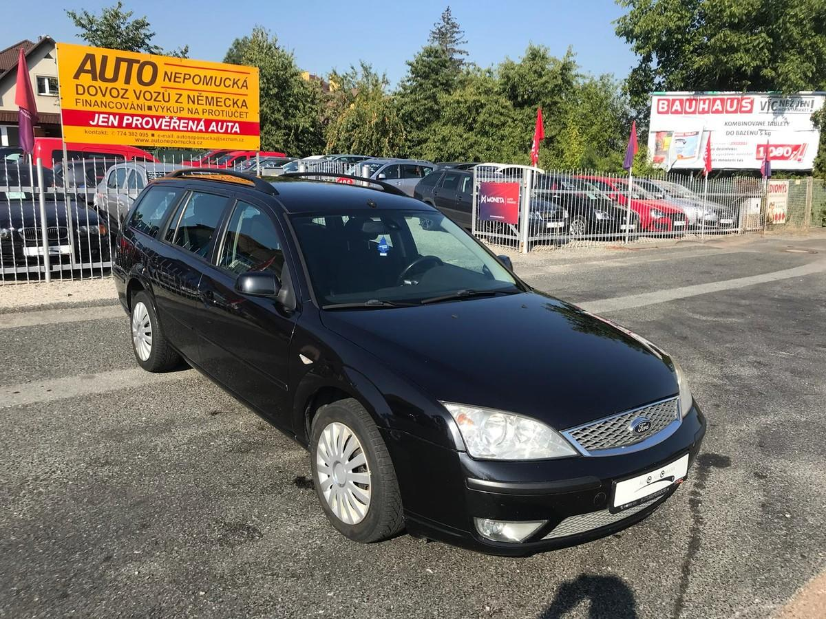 Ford Mondeo 2.0 TDCi 96kW