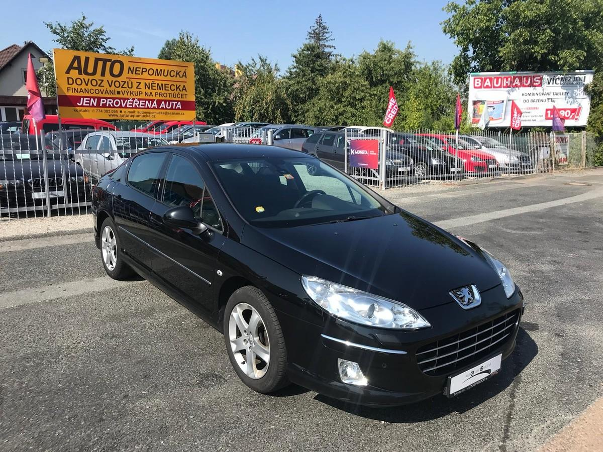 Peugeot 407 2.0 Hdi 103kW