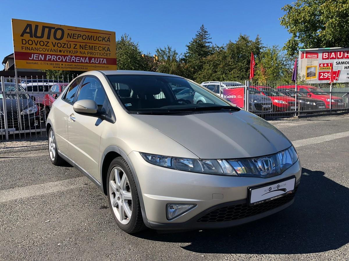 Honda Civic 1.8i 103kW