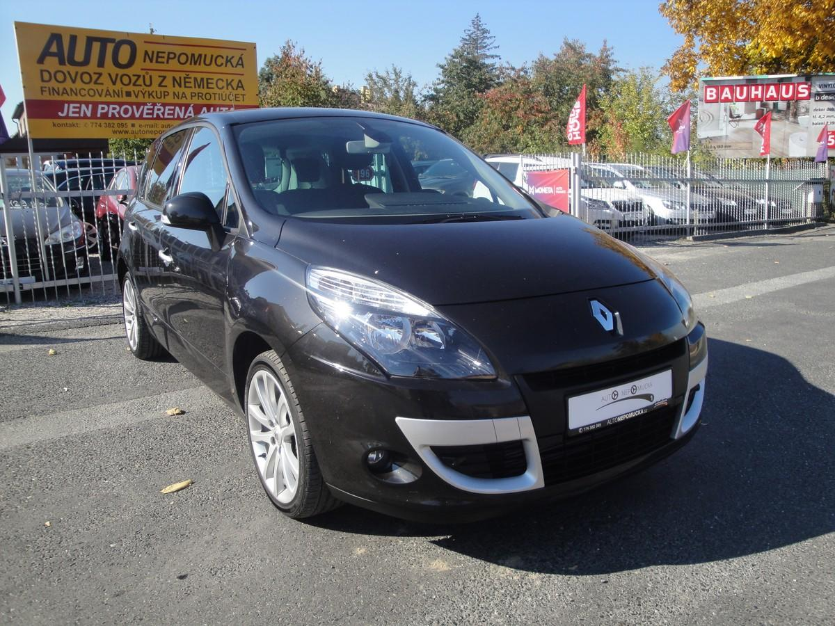 Renault Scénic 1.9DCi 96kW