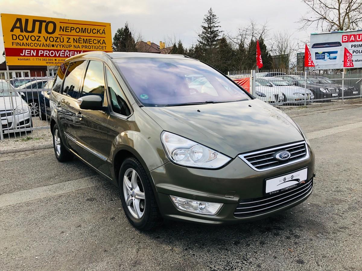 Ford Galaxy 2.0 T 149kw Automat 7-Míst