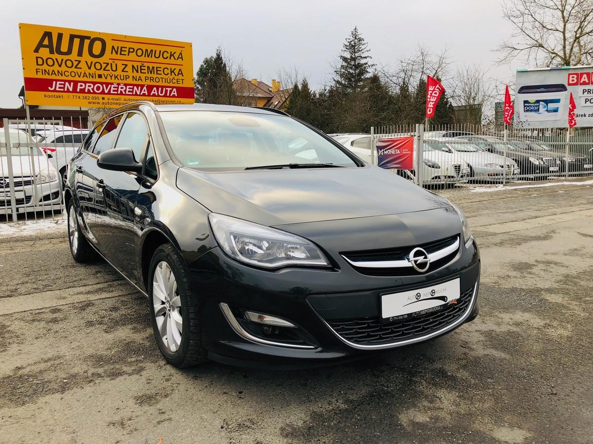 Opel Astra 2.0 cdti 121kw Sport Active