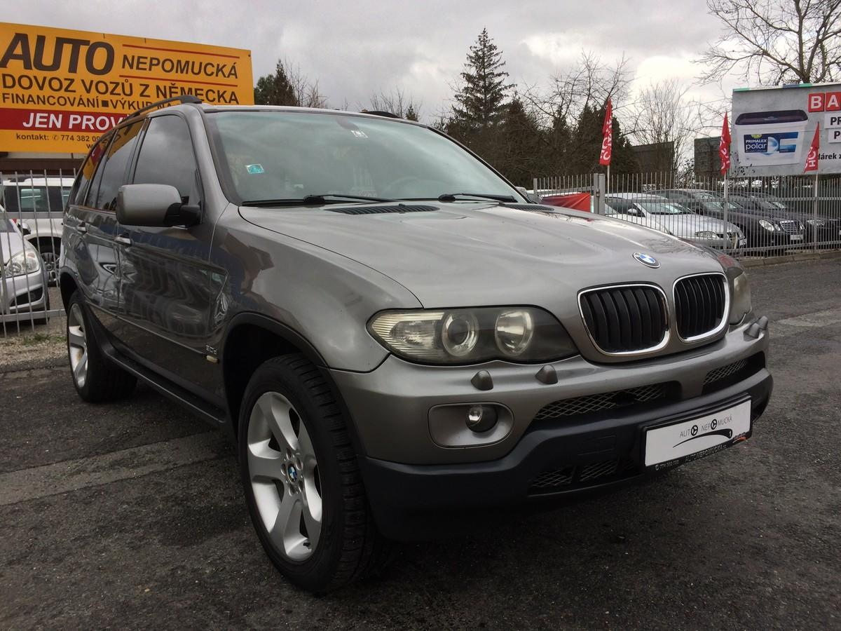 BMW X5 3.0D 160kW Sportpacket