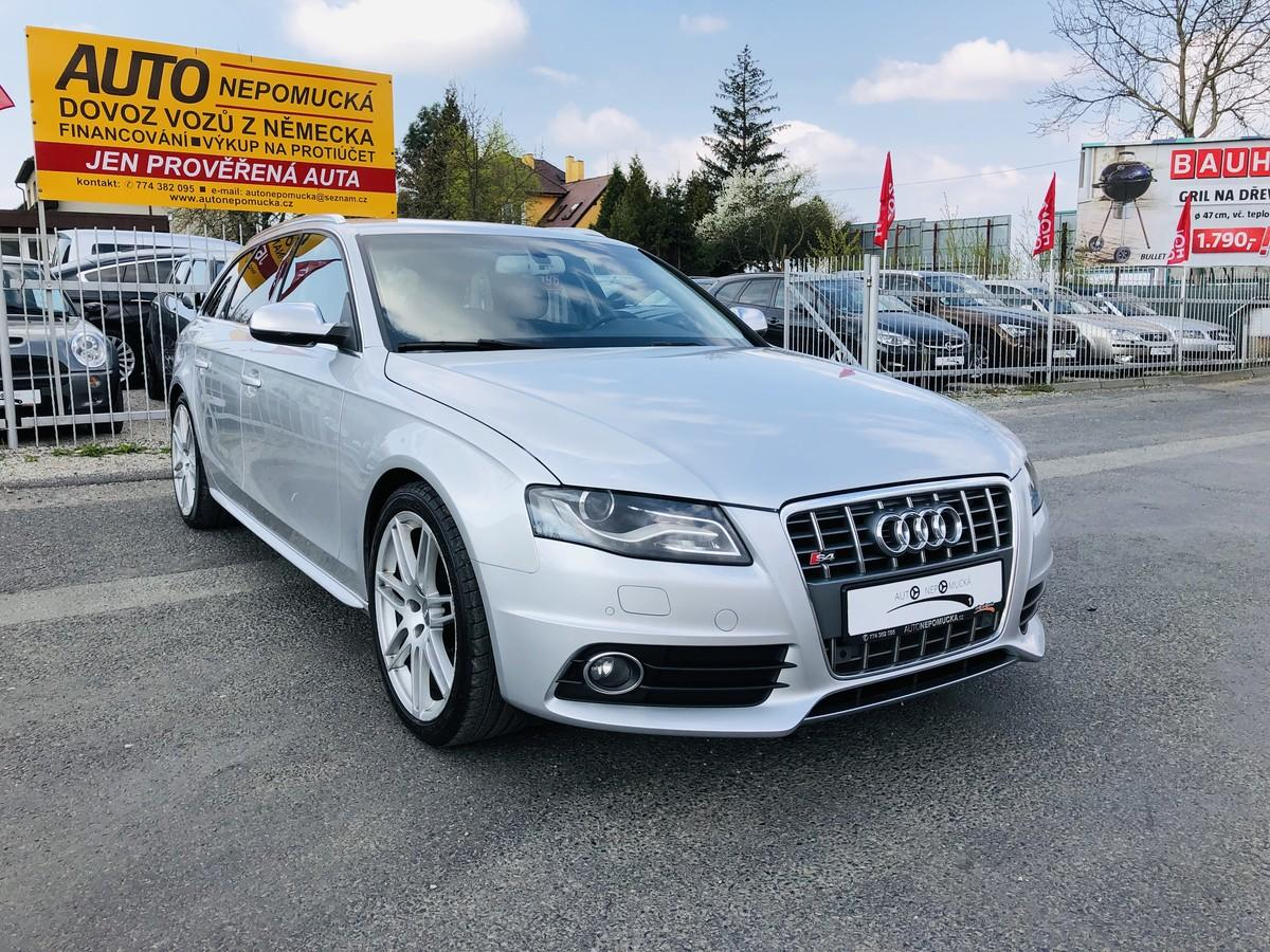 Audi S4 3.0 V6 316 KW Manual Quattro