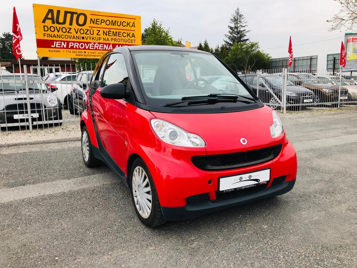 Smart Fortwo coupe 1.0i 45kW 33613km!