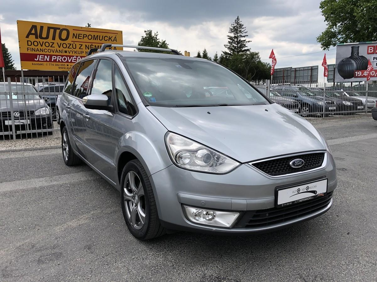 Ford Galaxy 2.0 TDCi 103kW