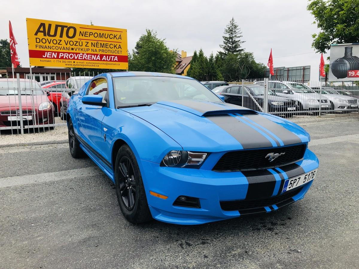 Ford Mustang 3.7 V6 227kw 97000km