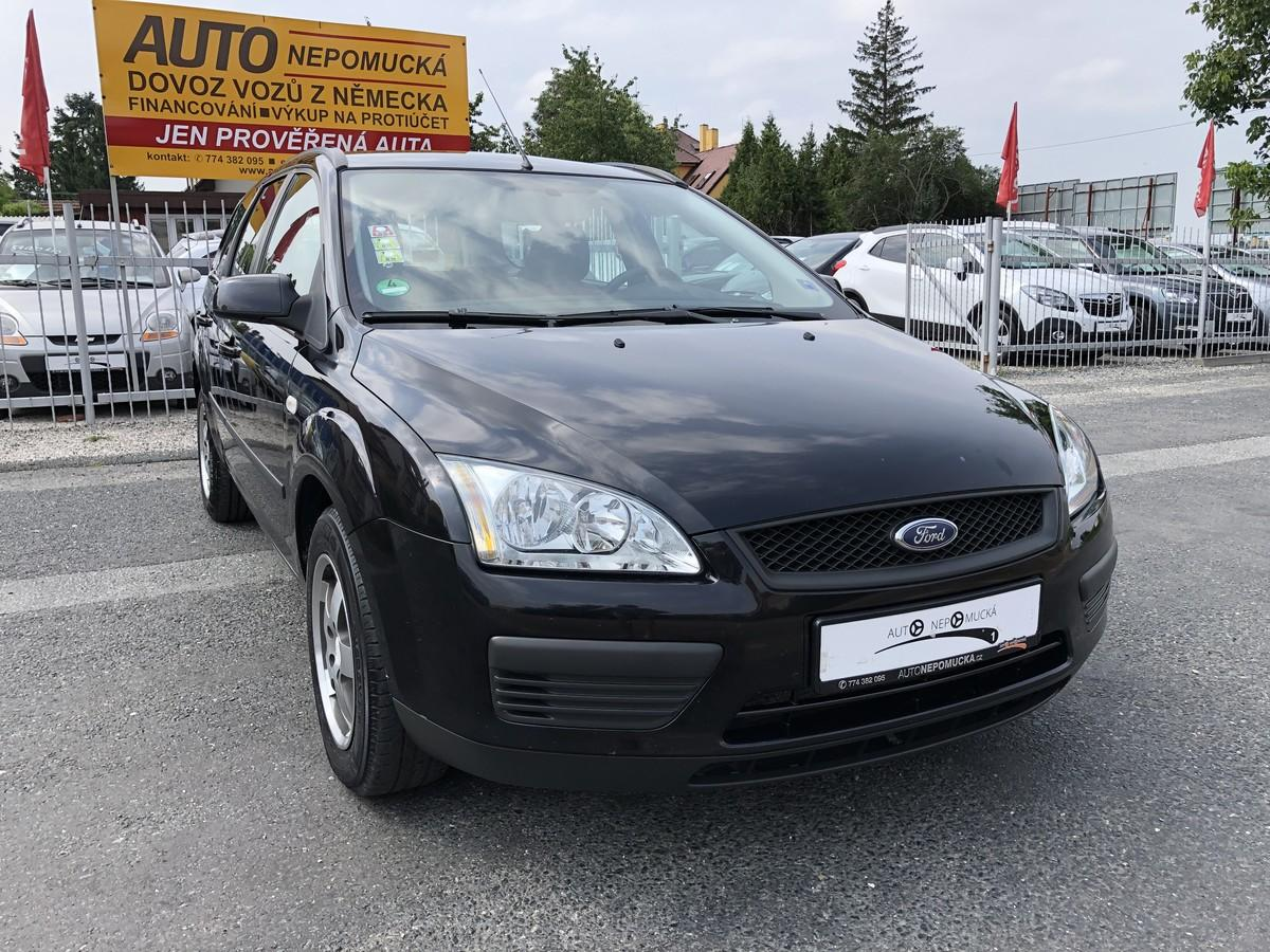 Ford Focus 1.8 Duratec 92 kW 1.Majitel