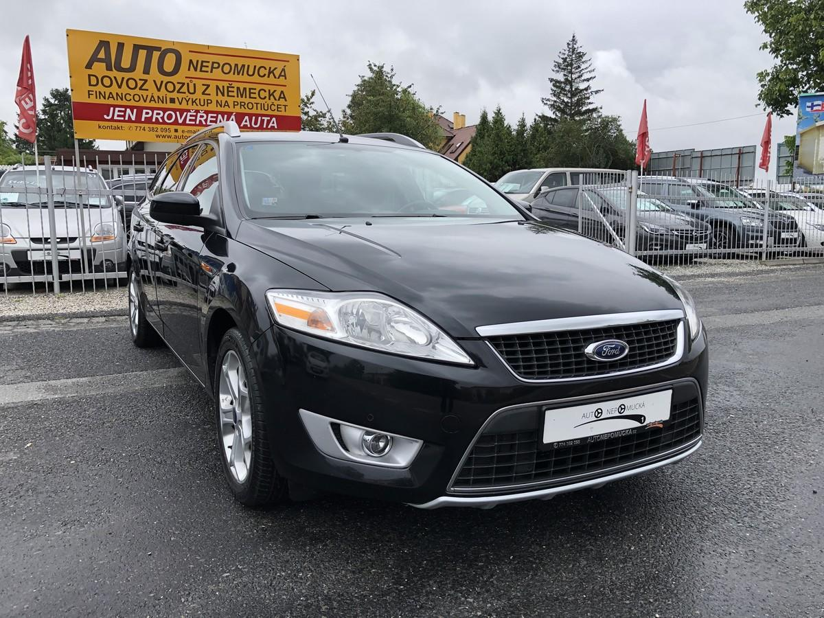 Ford Mondeo 2.0 Duratec 107 kW