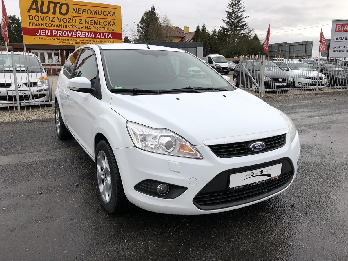 Ford Focus 1.6i 74kW
