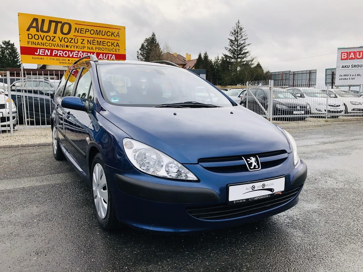 Peugeot 307 2.0HDi 79kW