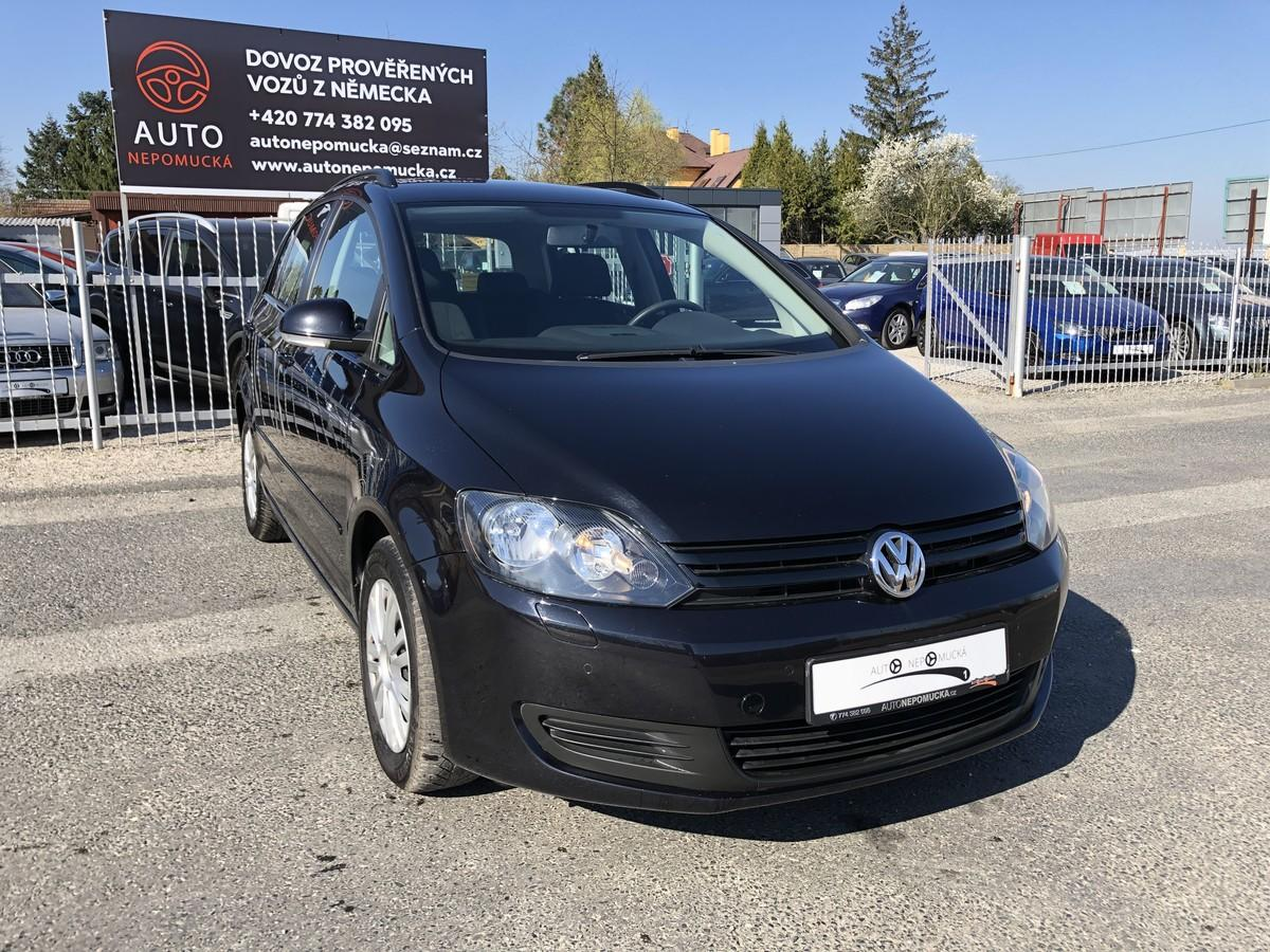 Volkswagen Golf Plus 2.0TDi 81kW 101901km!