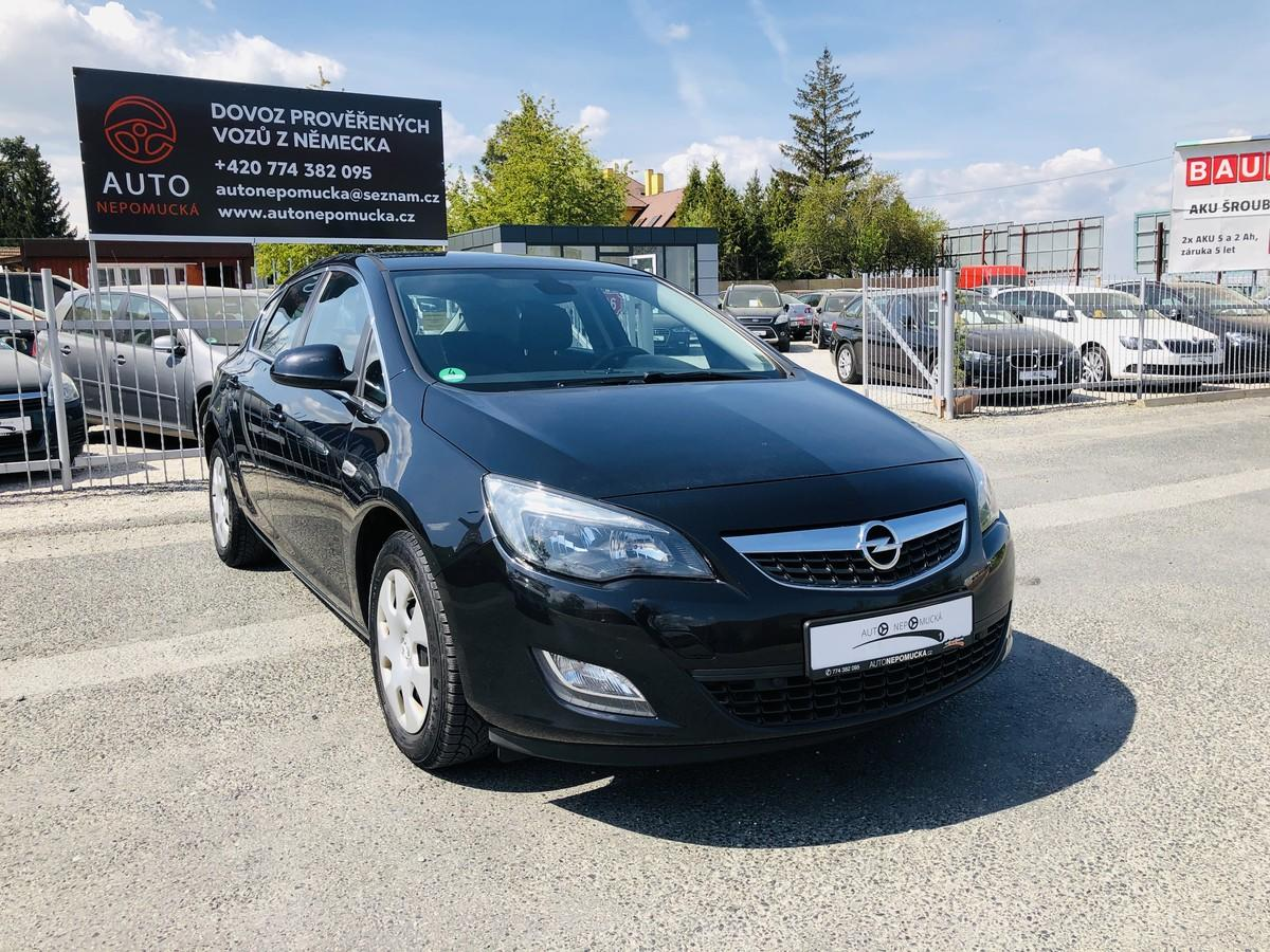 Opel Astra 1.4T 88kW