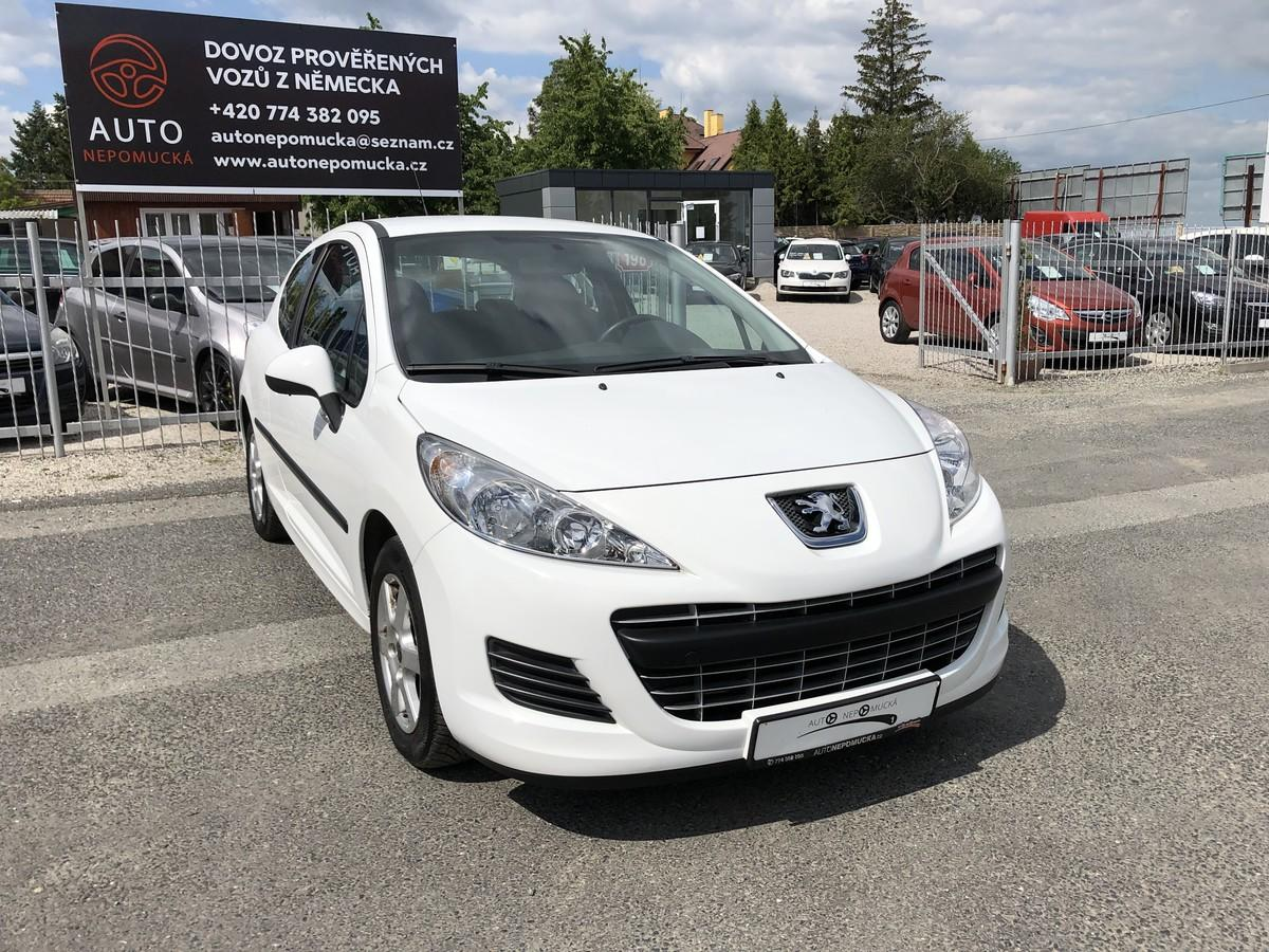 Peugeot 207 1.6HDi 68kW