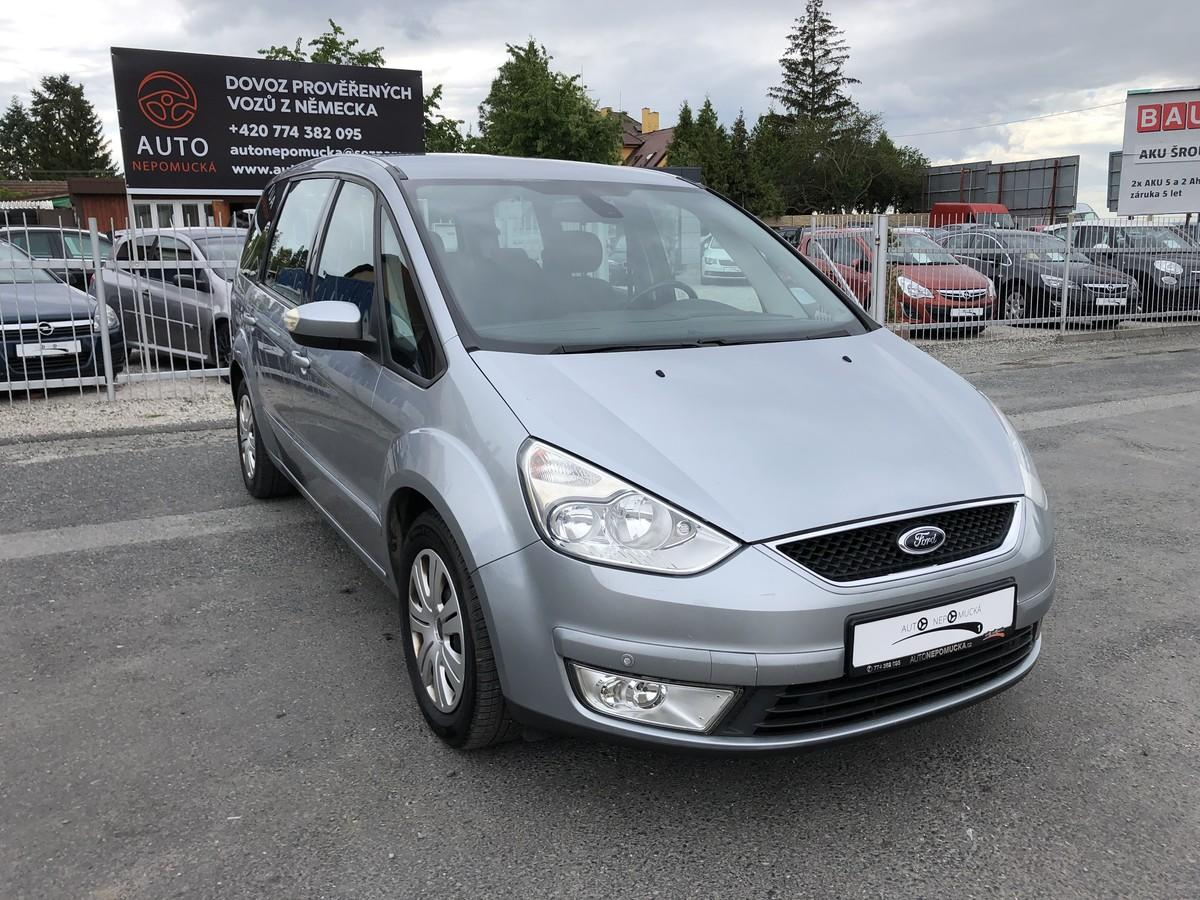 Ford Galaxy 2.0TDCi 96kW 7.Míst!