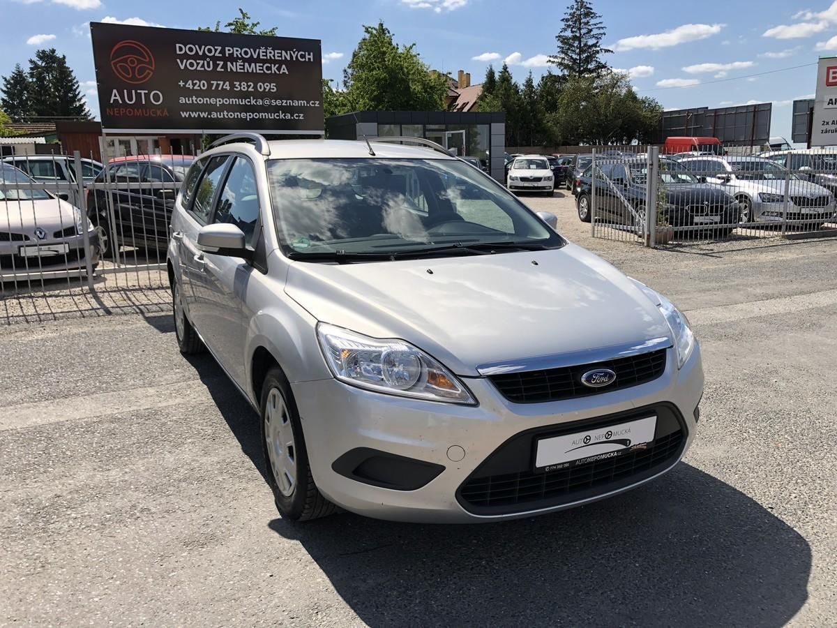 Ford Focus 1.6i 74kW 72406 km!