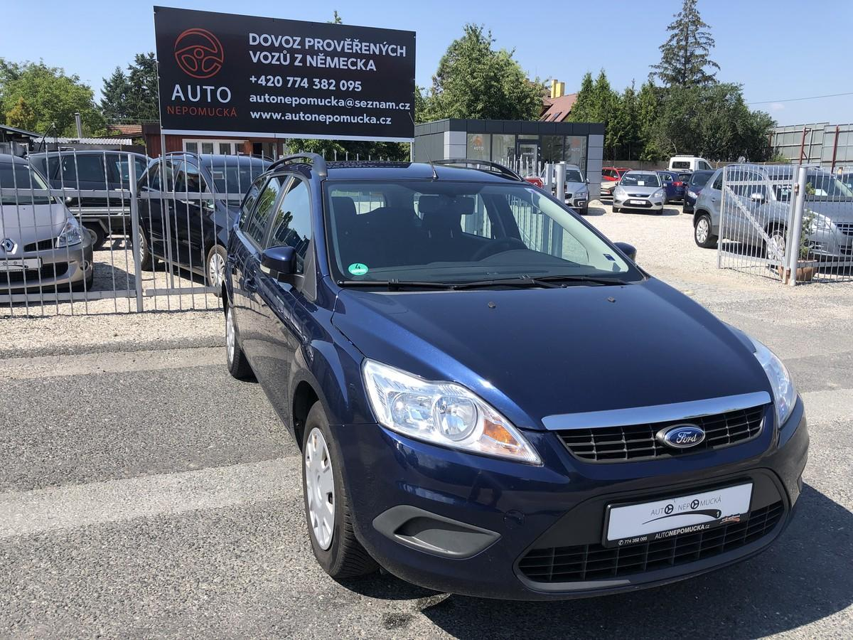 Ford Focus 1.6 TDCi 85 kW, Tažné!