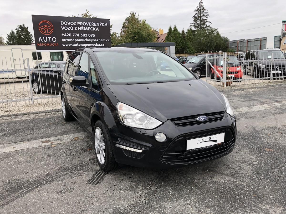 Ford S-MAX 2.0 TDCi 103 kW