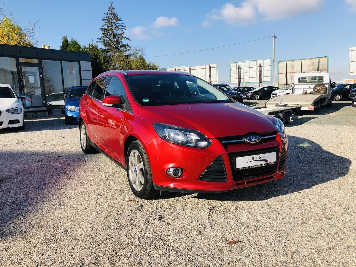 Ford Focus 1.6 EcoBoost 110kW